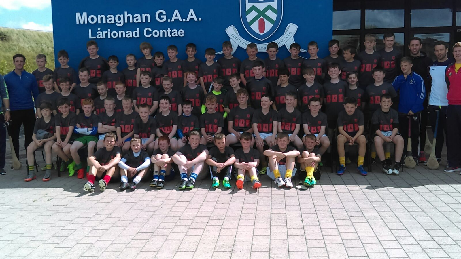 U13 Farney Hurling Academy Camp a great success!