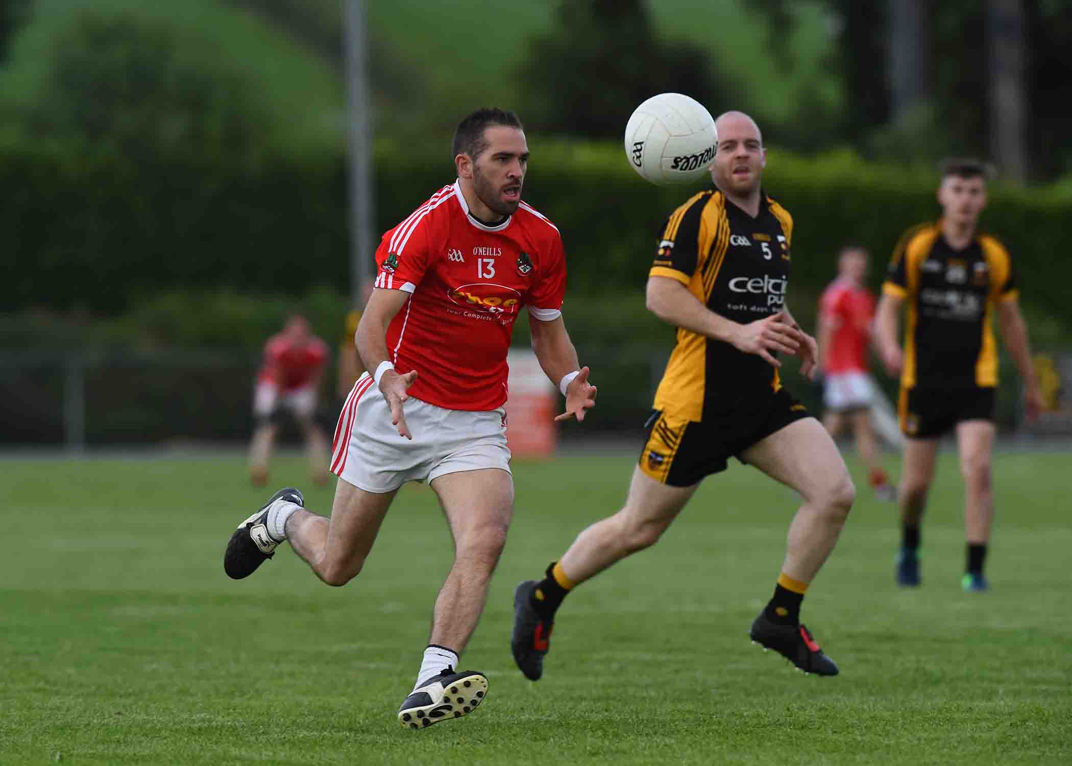 Toome send Corduff Packing