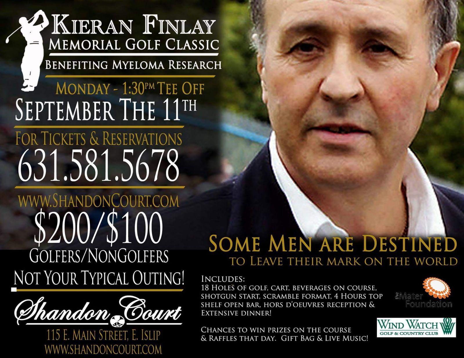 Kieran Finlay Memorial Classic