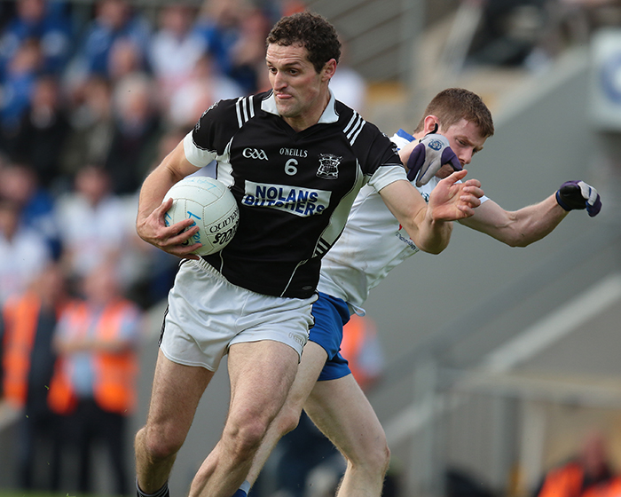 Storming finish sees Magheracloone into SFC Final