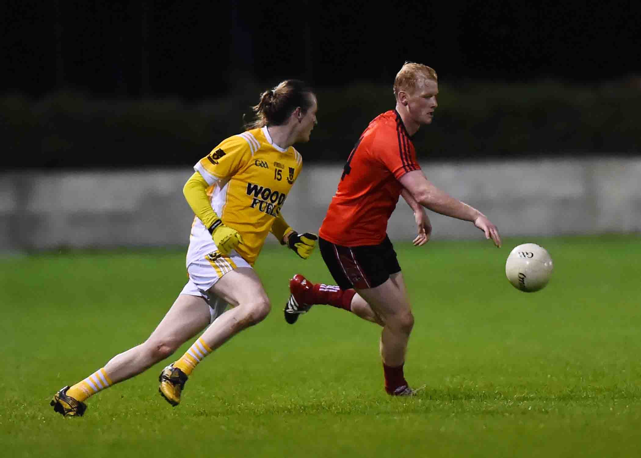 Truagh send Clontibret Packing from the Championship