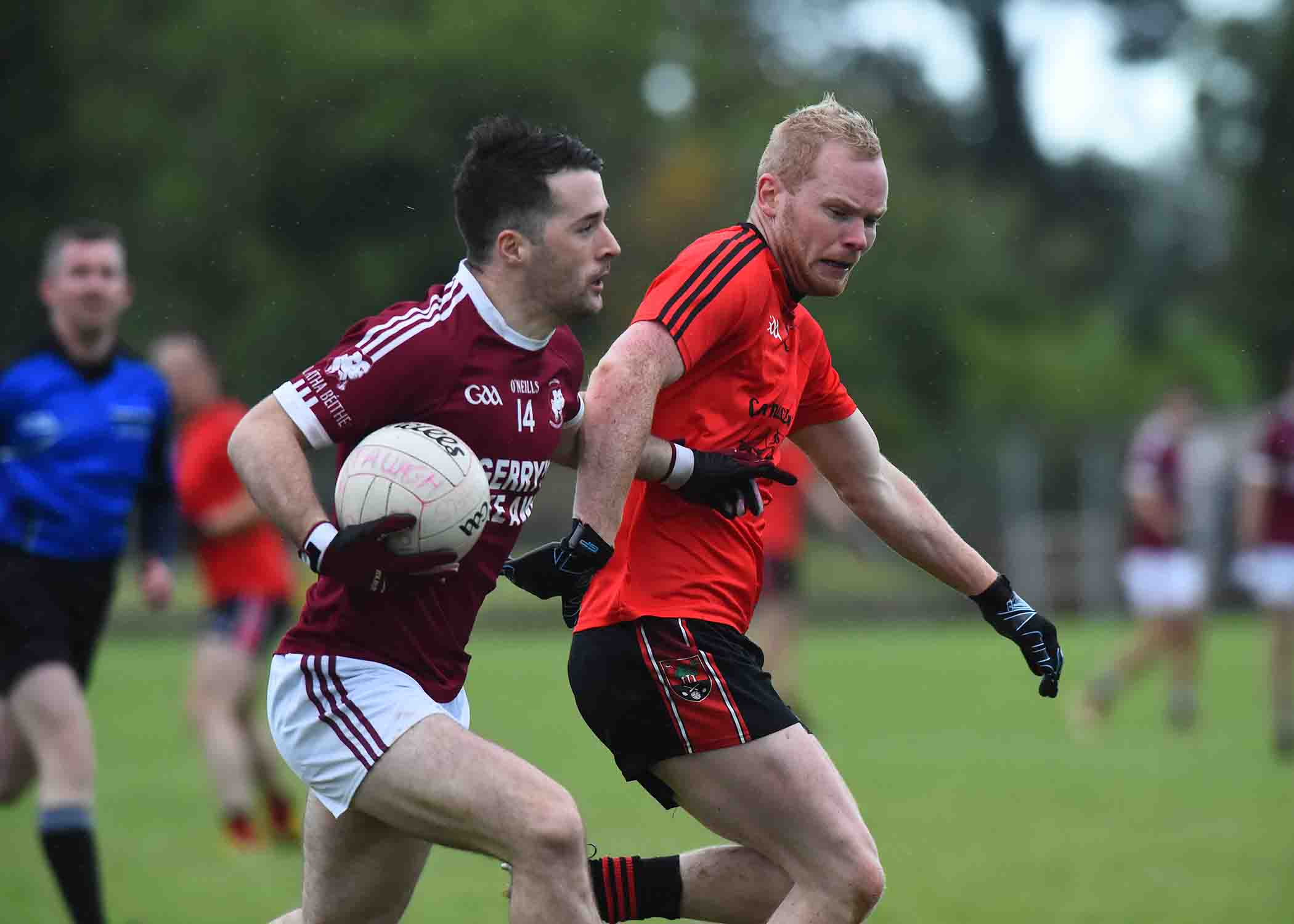SFC: Strong finish sees Ballybay through