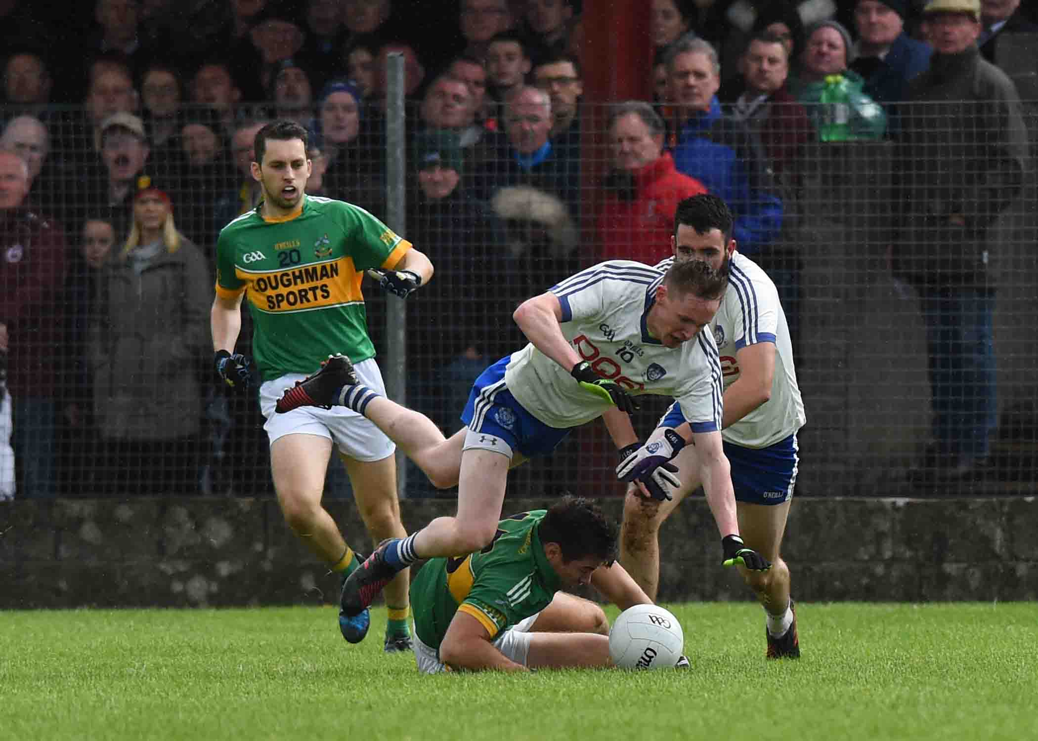 SFC: Latton edge past Castleblayney