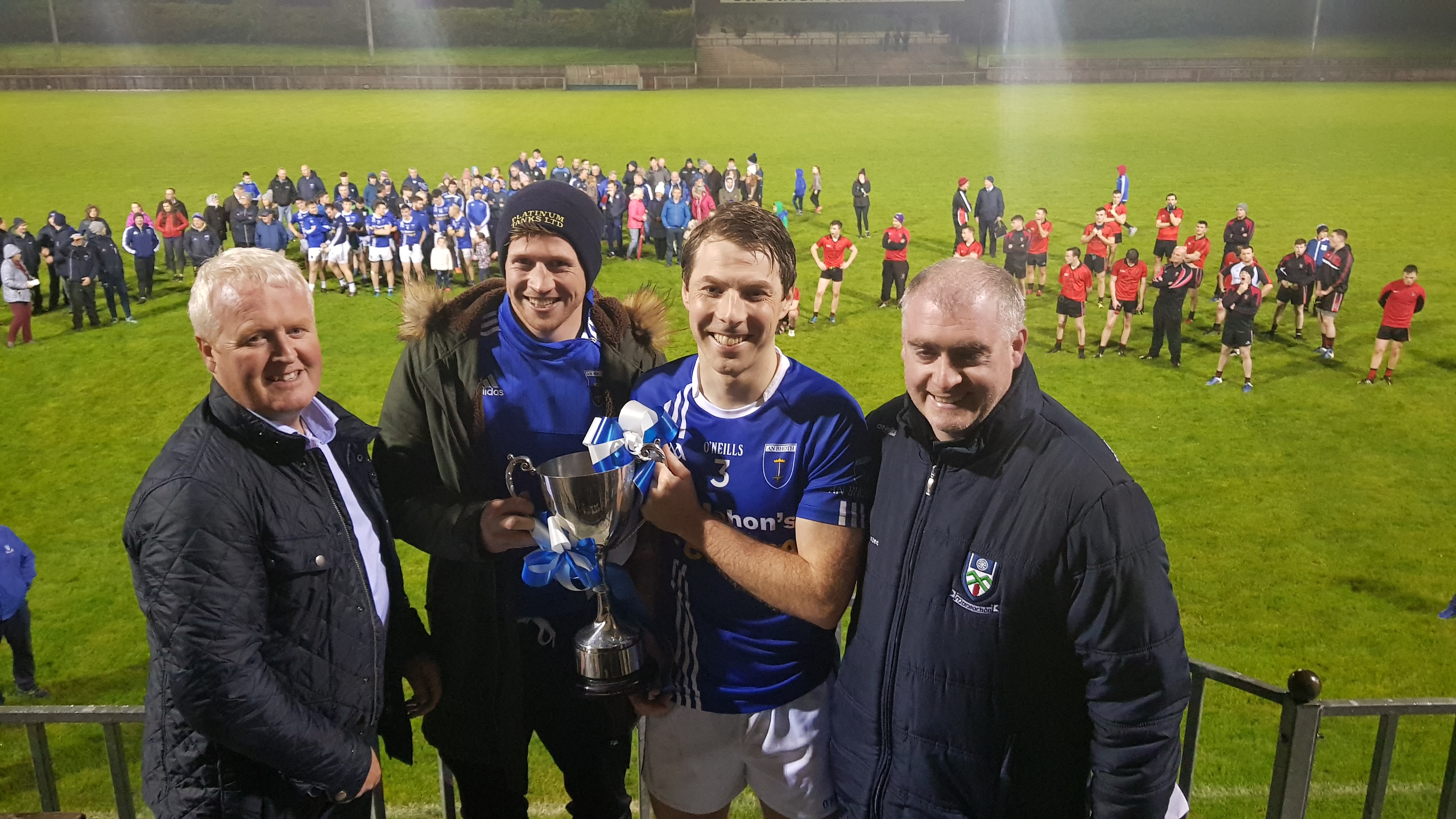 Scotstown Capture Mick Kellett Cup