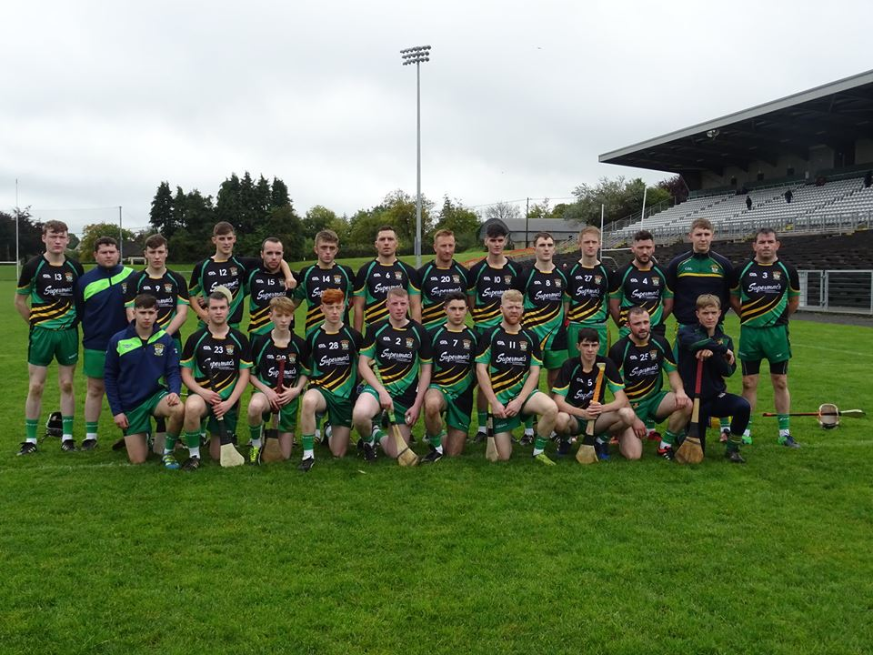 Na Magha too strong for Carrick