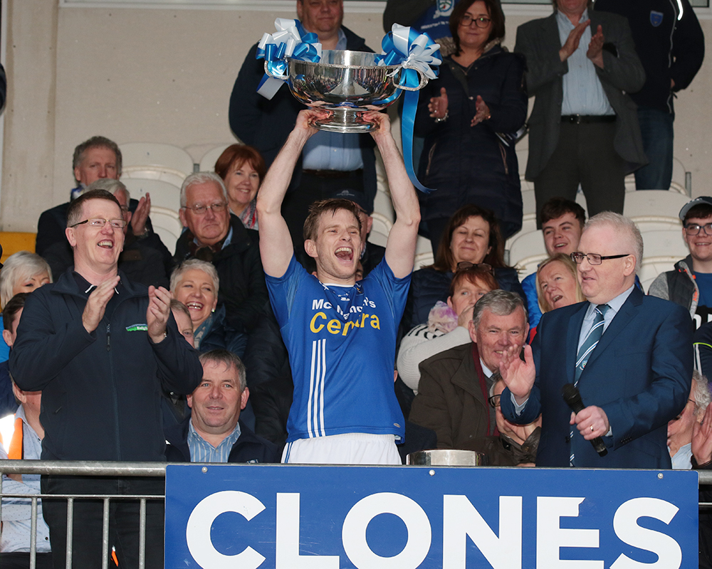 Scotstown retain SFC title