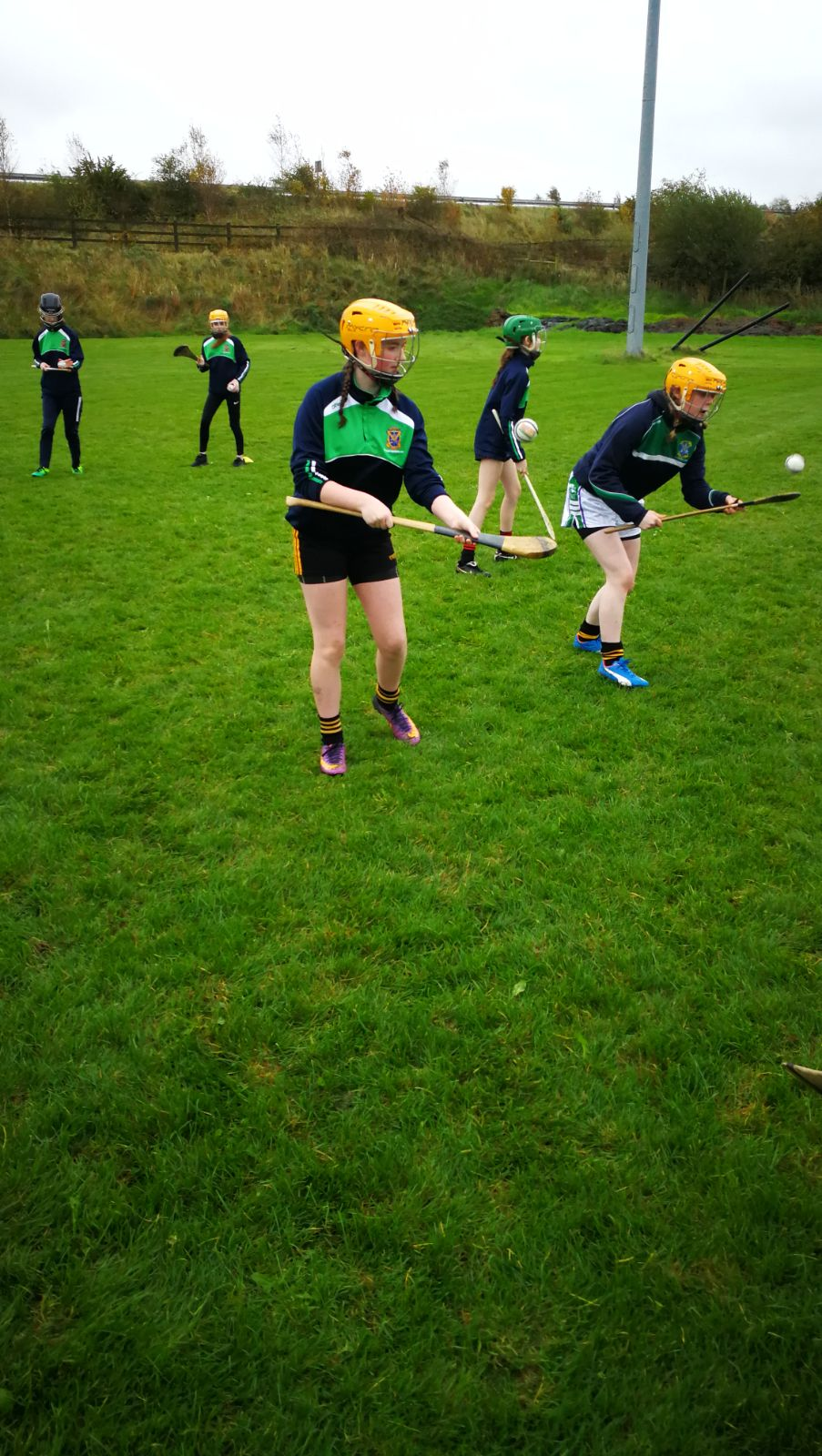 Post-Primary Schools Hurling Day @ Cloghan