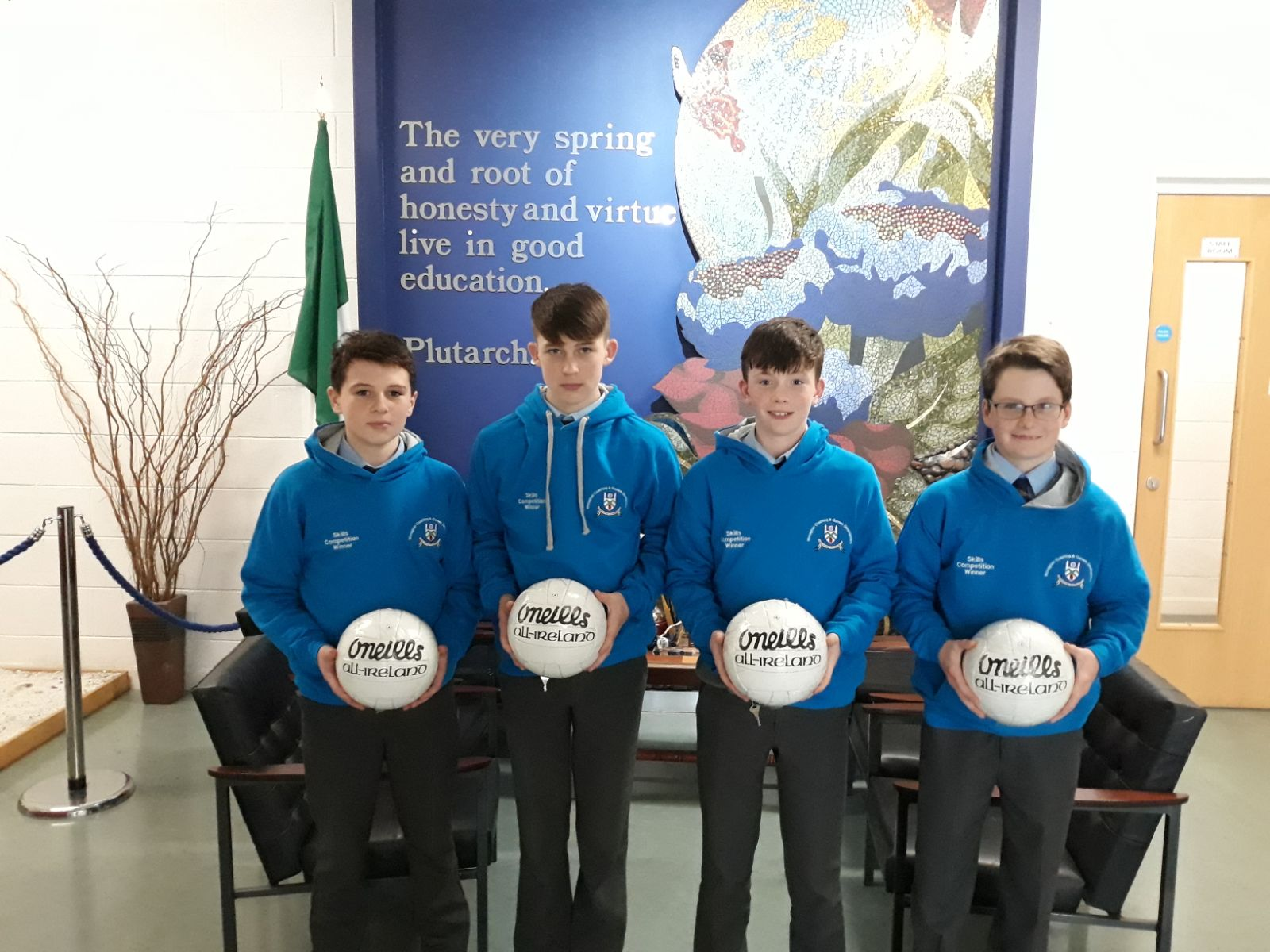 Post-Primary Schools Skills Competition Winners