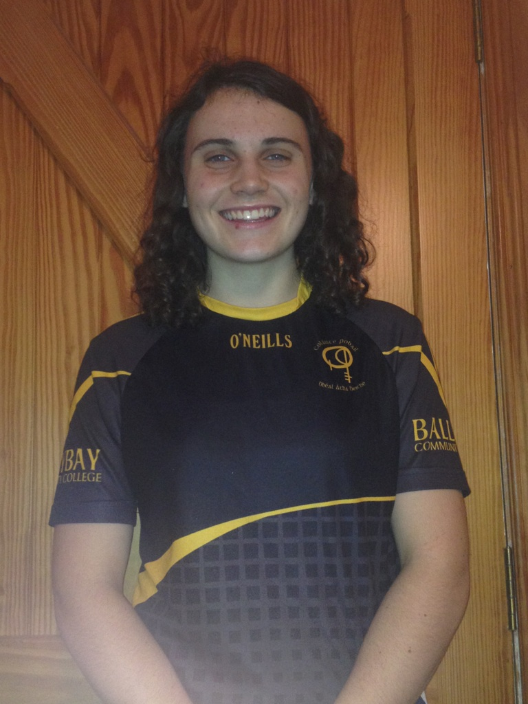 All-Star for Katie and Ballybay Community College