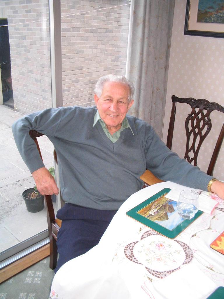 The late Mackie Moyna