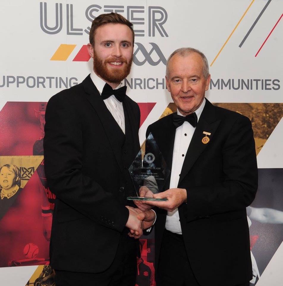 President's Award le haghaidh Cill Laobháin   –  Ó Bhearla go Gaeilge