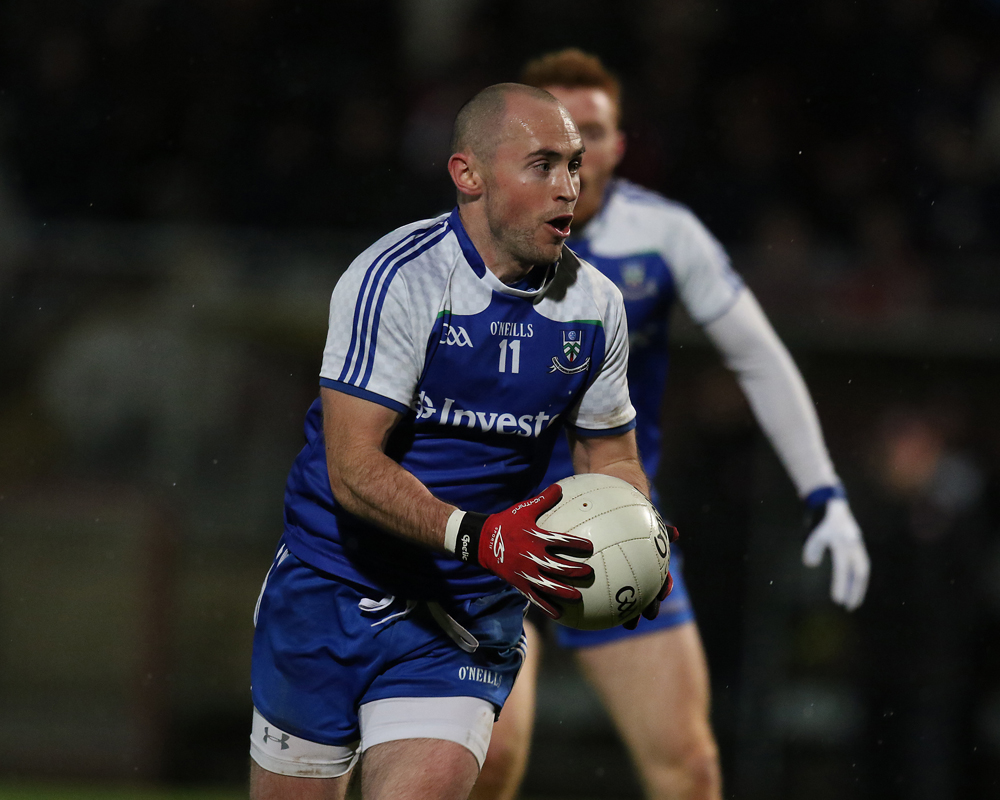 Stephen Gollogly retires from inter-county football