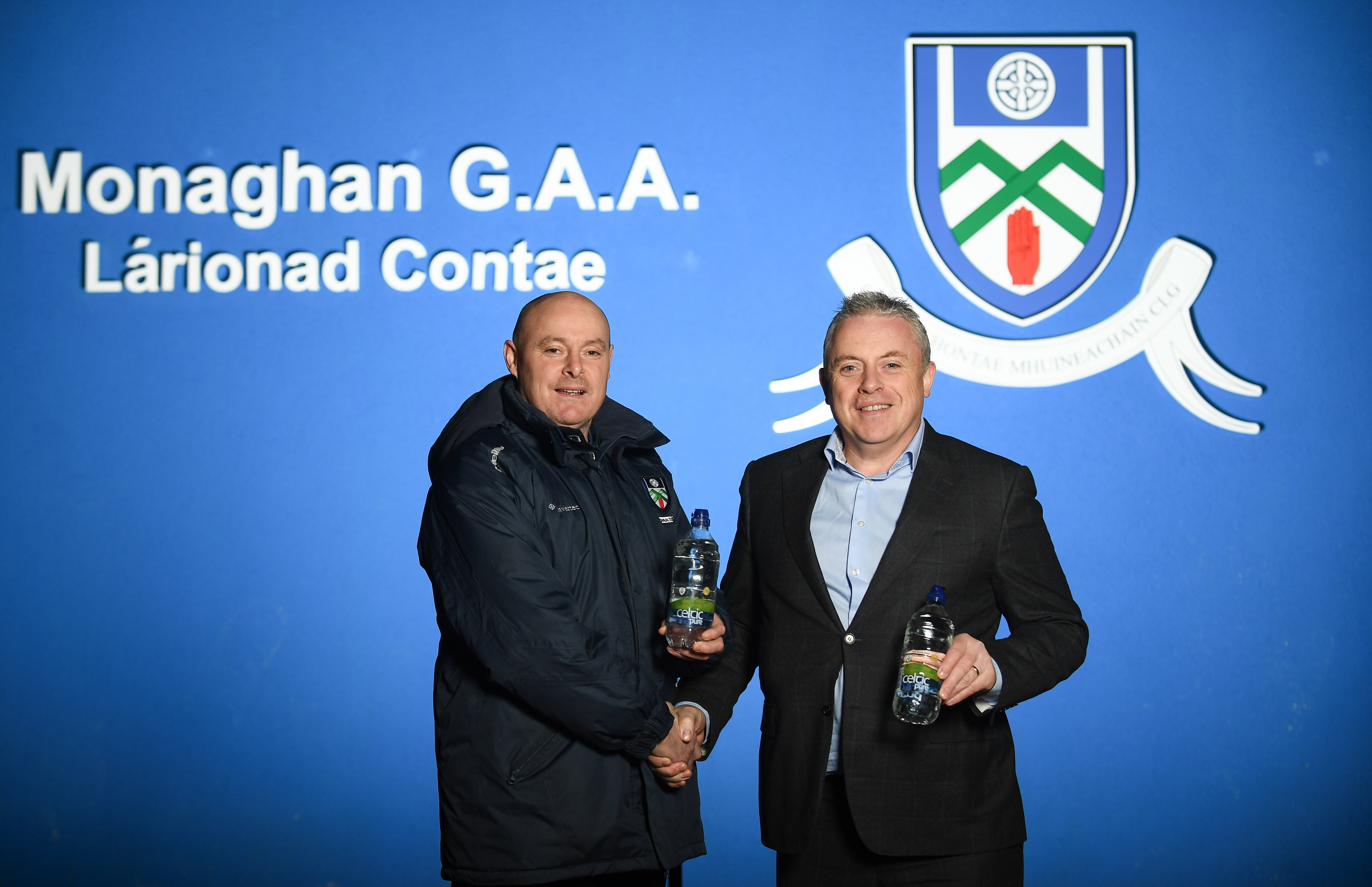 Celtic Pure Springs to Action with Monaghan GAA