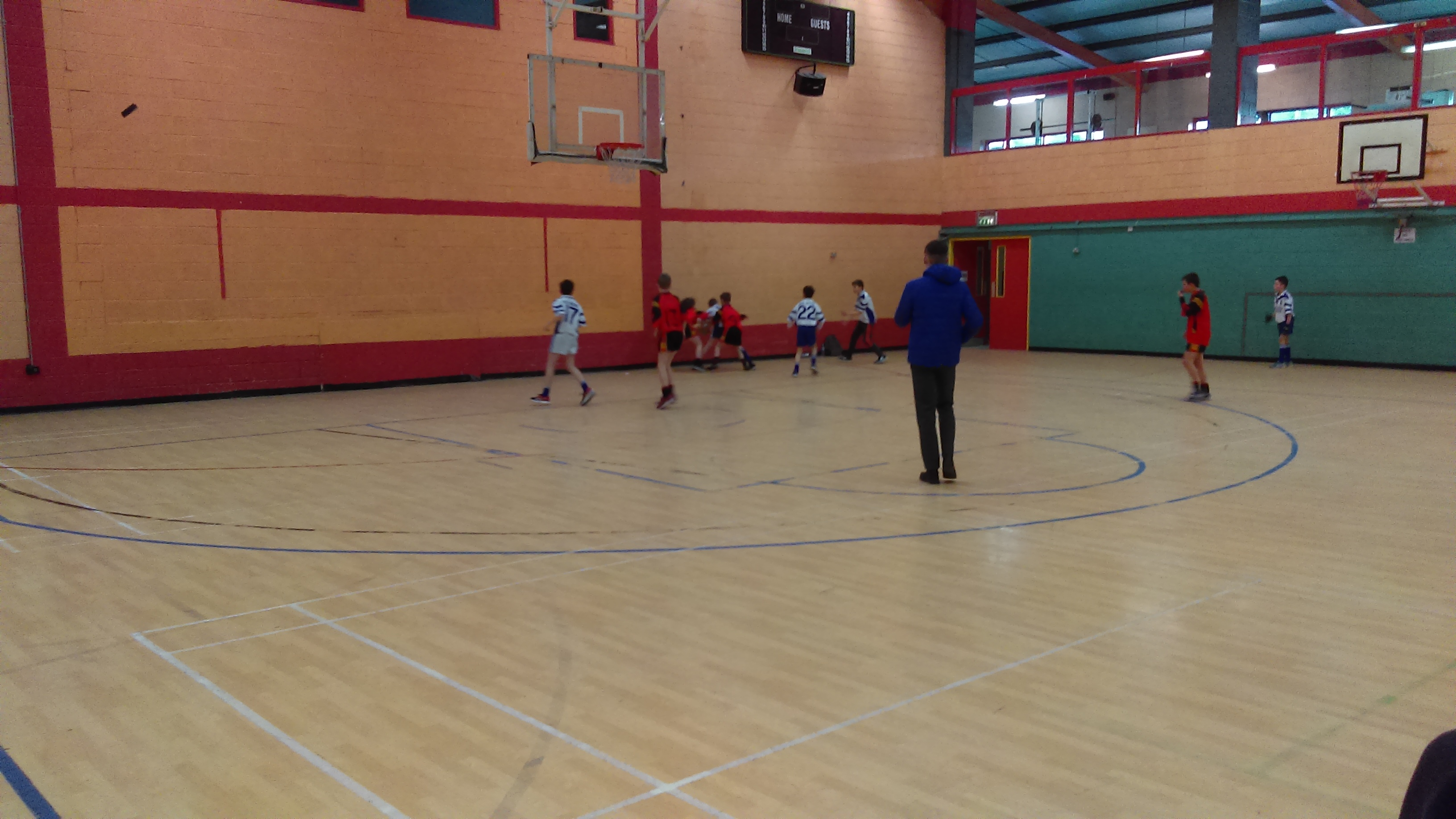 Primary Schools 5th & 6th Class Indoor Football Leagues – A huge success!