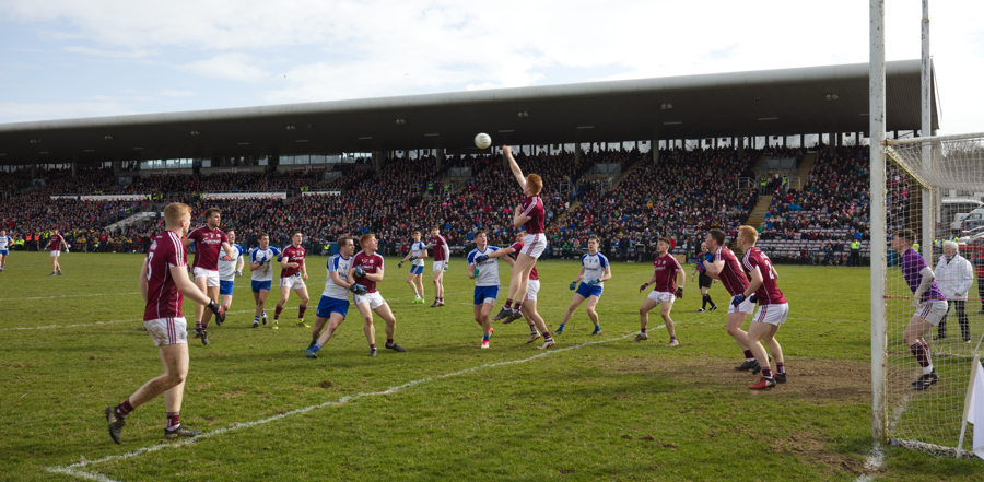 Allianz NFL: Monaghan fall short in Galway