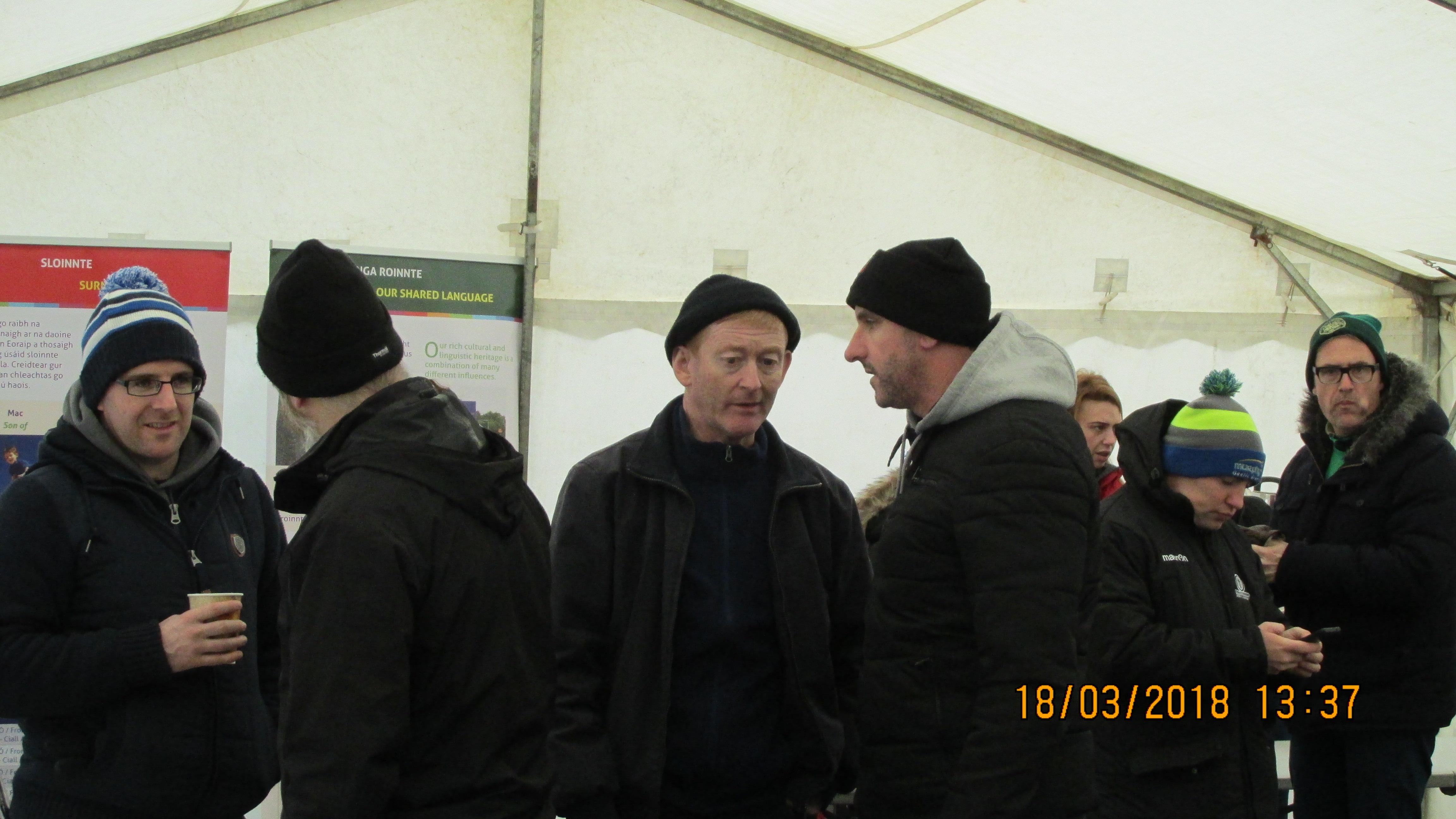 An Chéad Pop Up Gaeltacht C.L.G.
