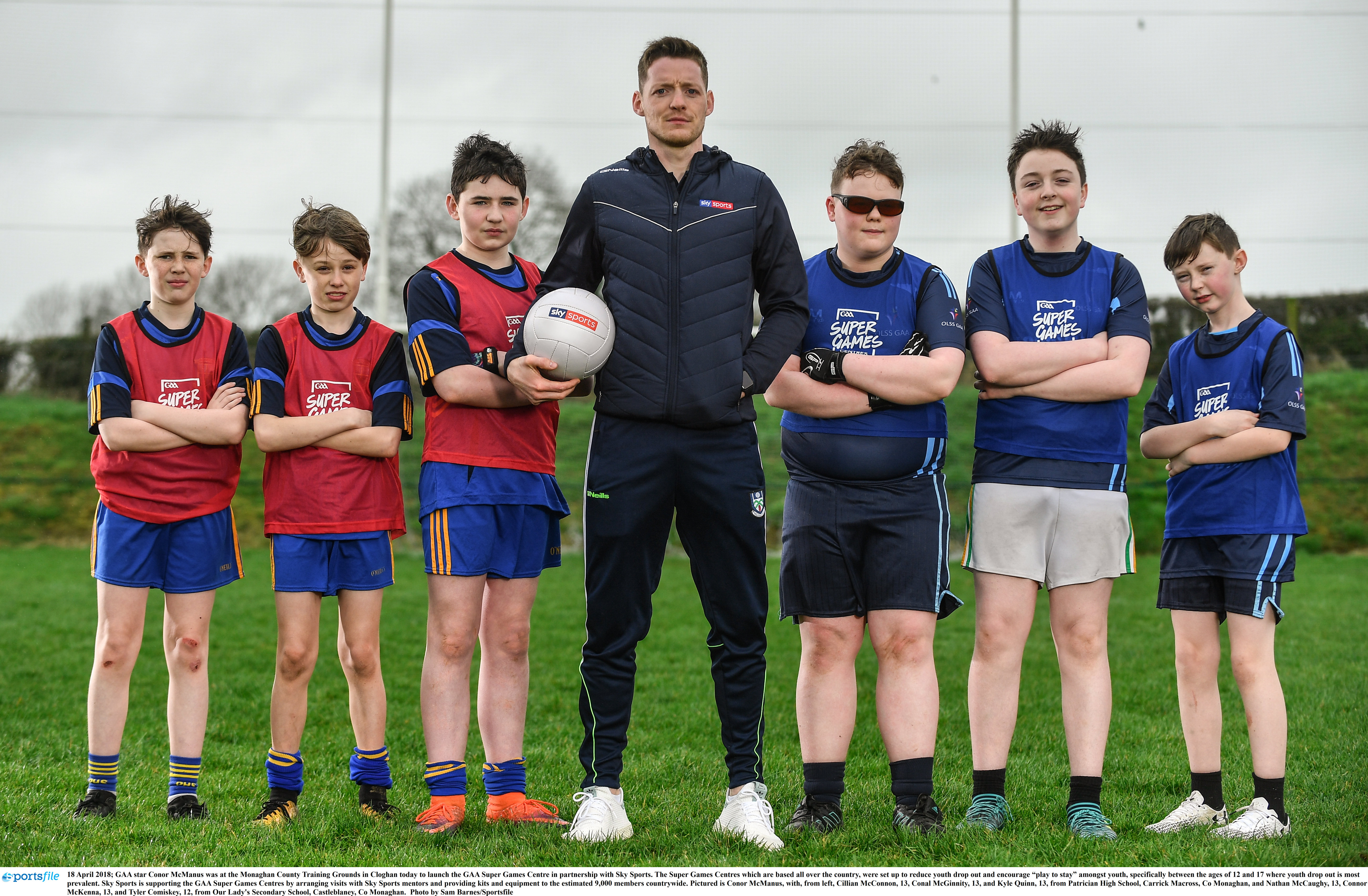 Monaghan GAA – Sky Sports Super Games Centre Blitz!!