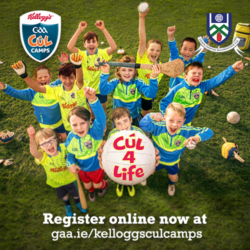 Monaghan Kelloggs Cul Camps 2018
