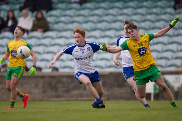 Monaghan Minors Come Good