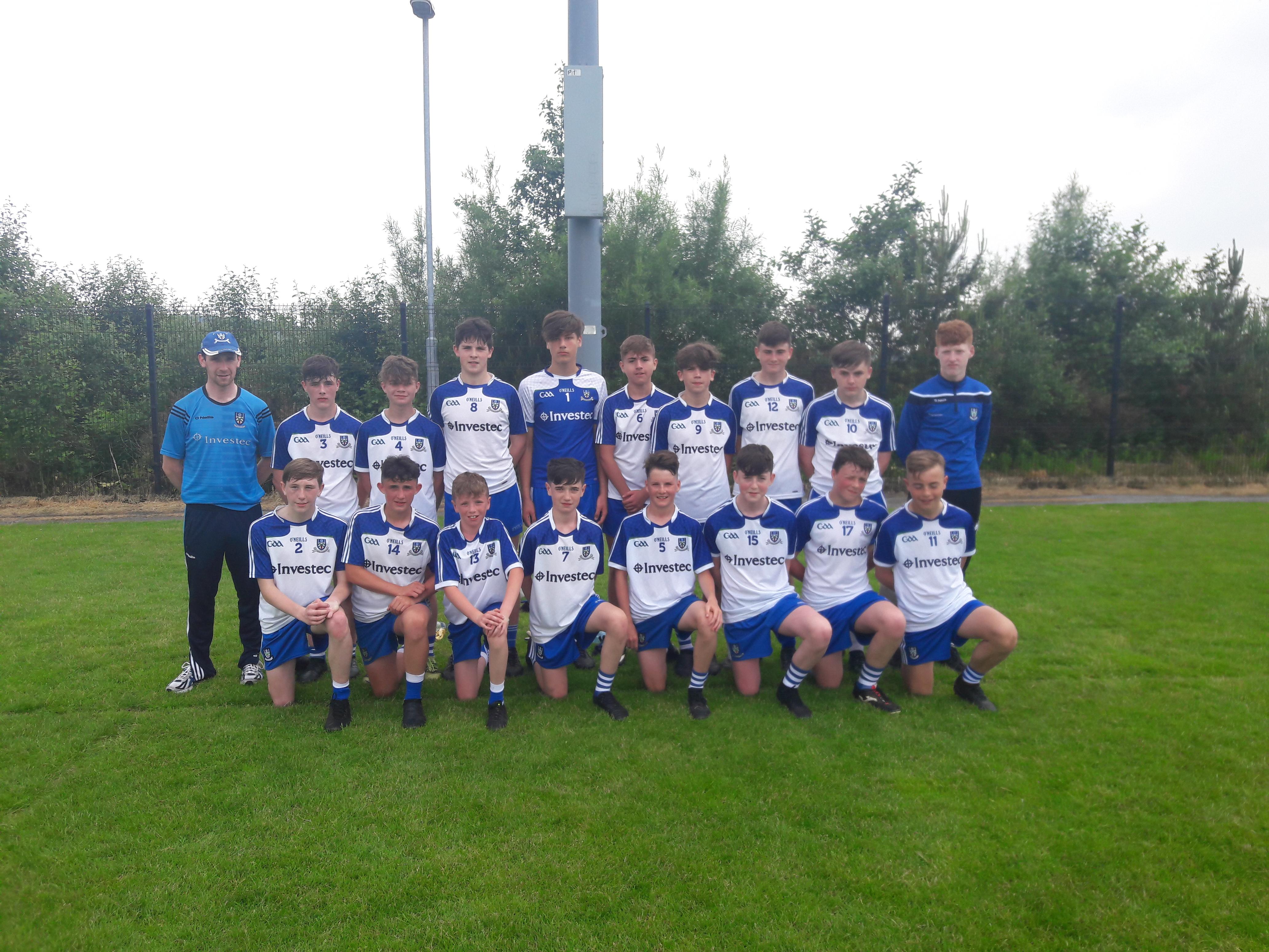 Monaghan U14 Development Squad participate in Ulster Blitz in Garvaghey