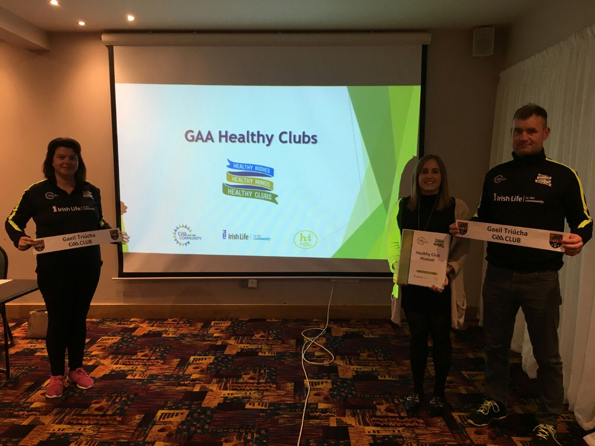 Truagh looking for Expression of Interest  for Healthy Club Project