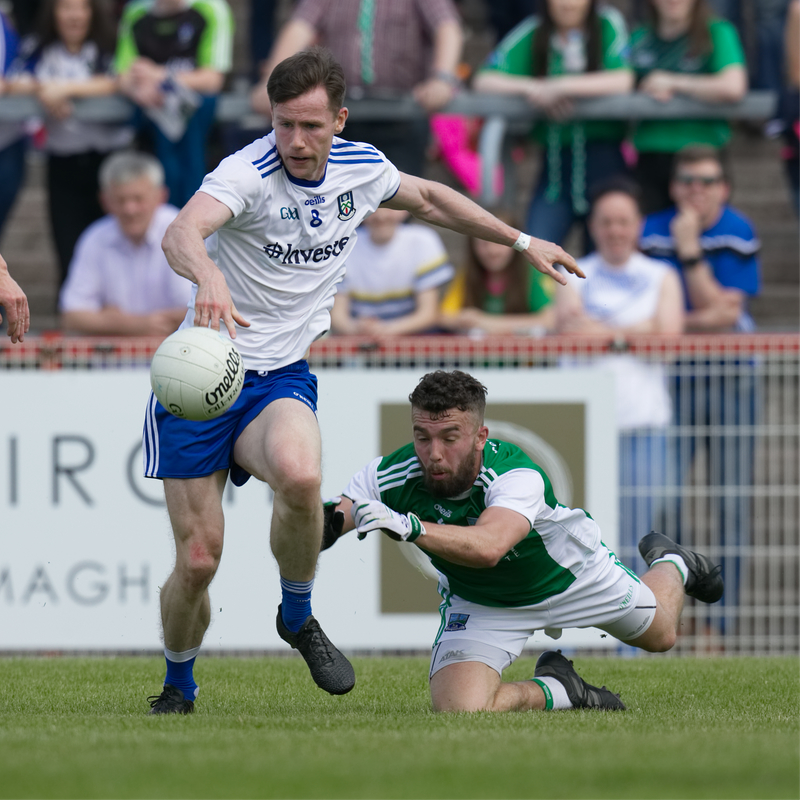 Monaghan exit Ulster SFC