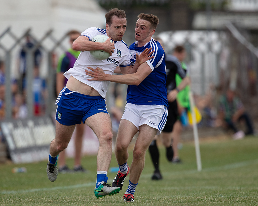Monaghan secure place in All-Ireland SFC last eight