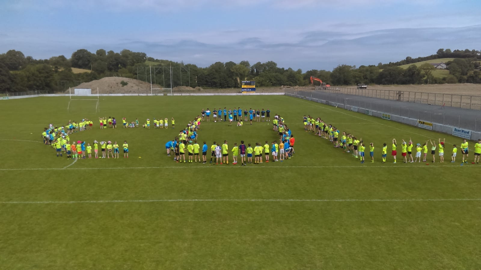 Kelloggs Cúl Camps – 1st week of Camps soar in the good weather! #Cúl4Life