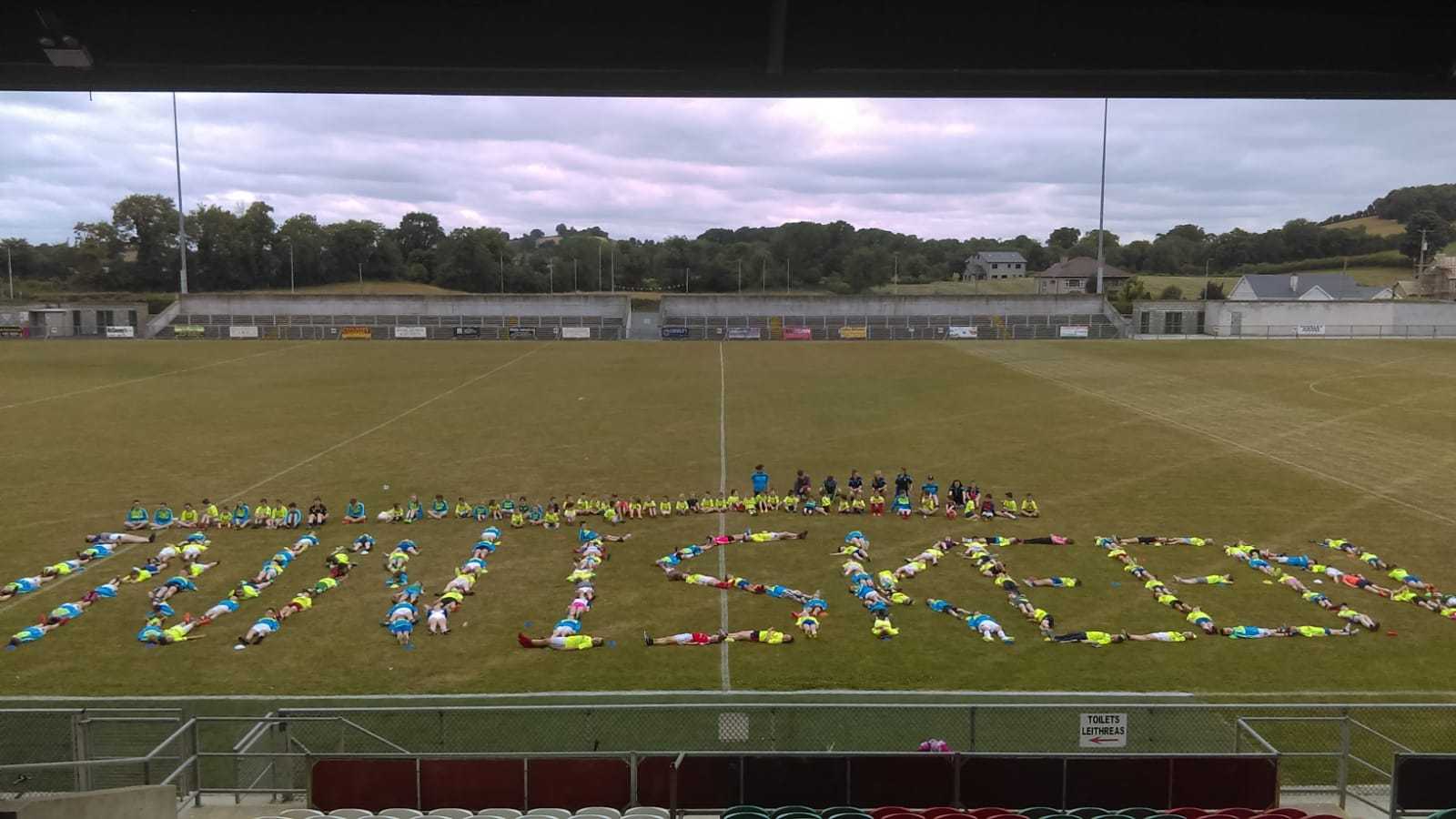 Kelloggs Cúl Camps – Week 2 sees huge numbers on camps! #Cúl4Life