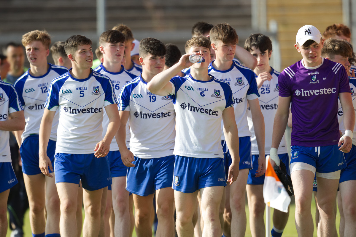 Monaghan qualify for Ulster MFC Final