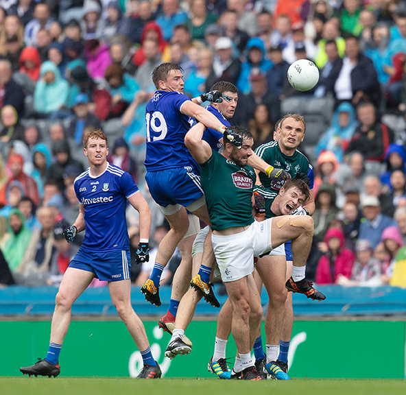 All-Ireland SFC: Monaghan pip Kildare