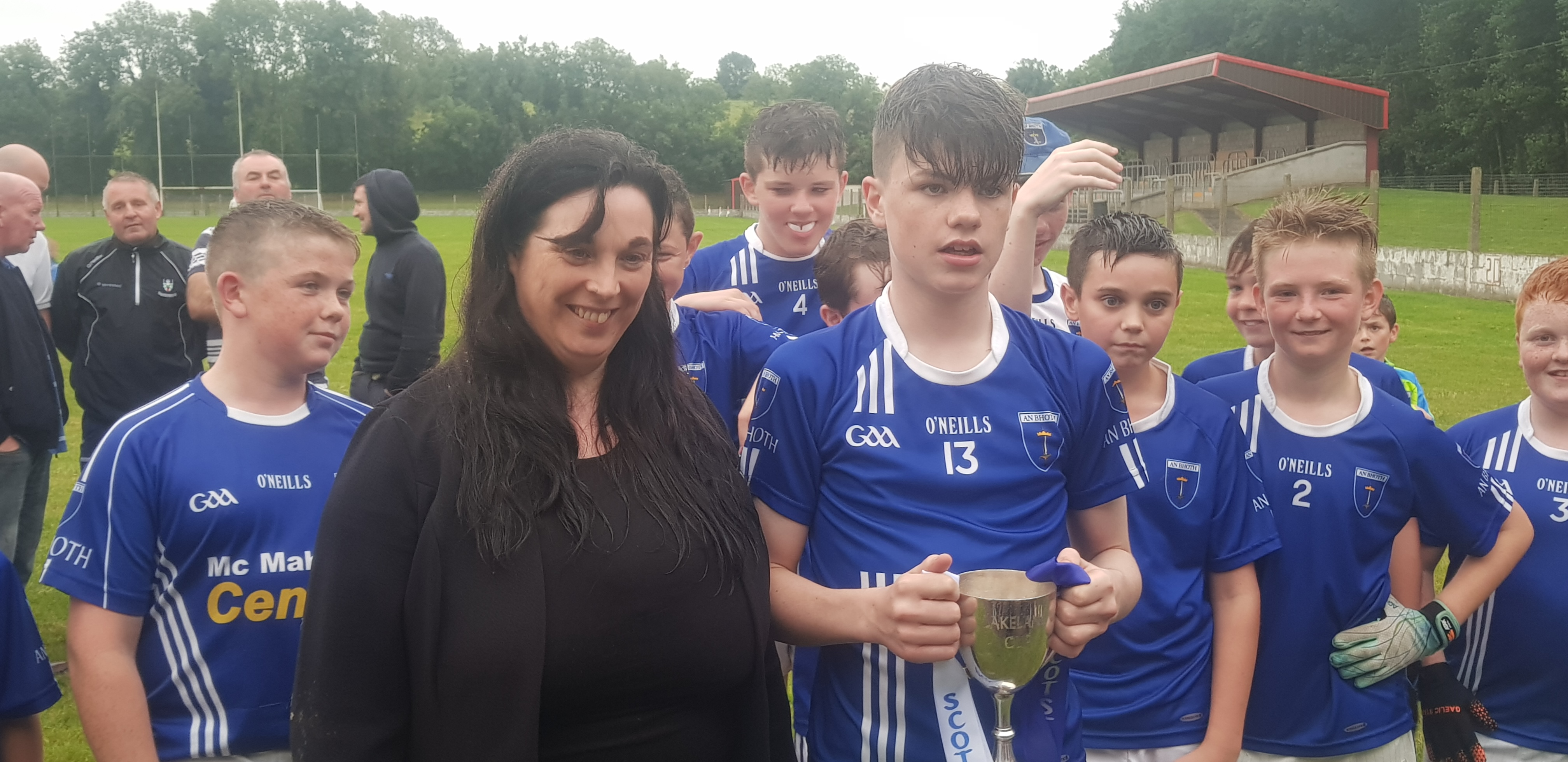 Scotstown too strong for Carrick