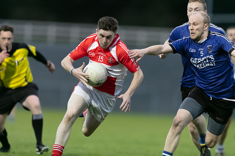 Donaghmoyne Points in Injury Time Secure Win