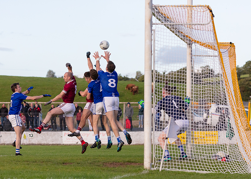 Scotstown edge into SFC semi-finals
