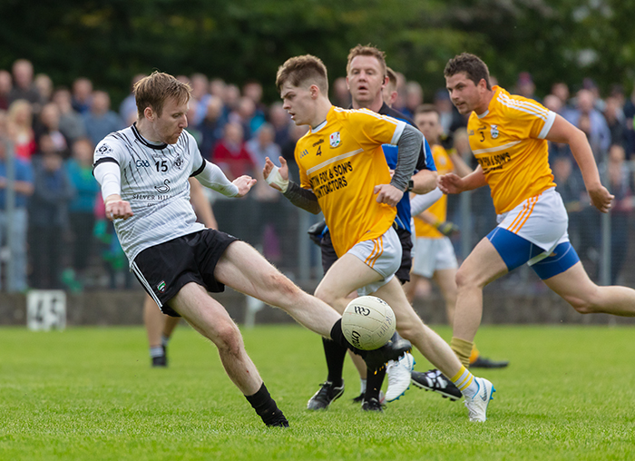 Emyvale Secure Place in Junior Final