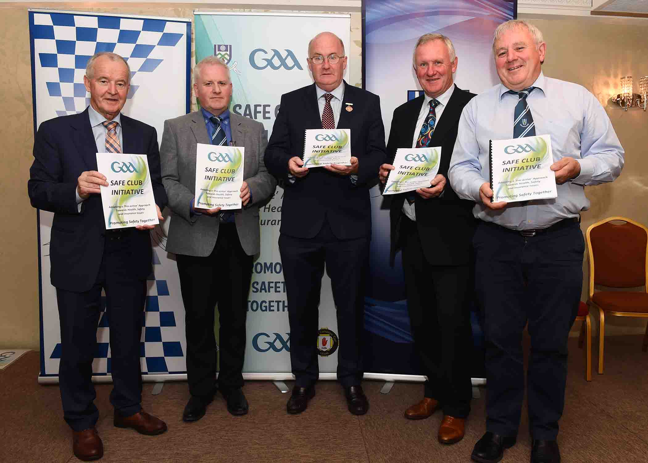 SAFE CLUB INITIATIVE LAUNCHED IN MONAGHAN.