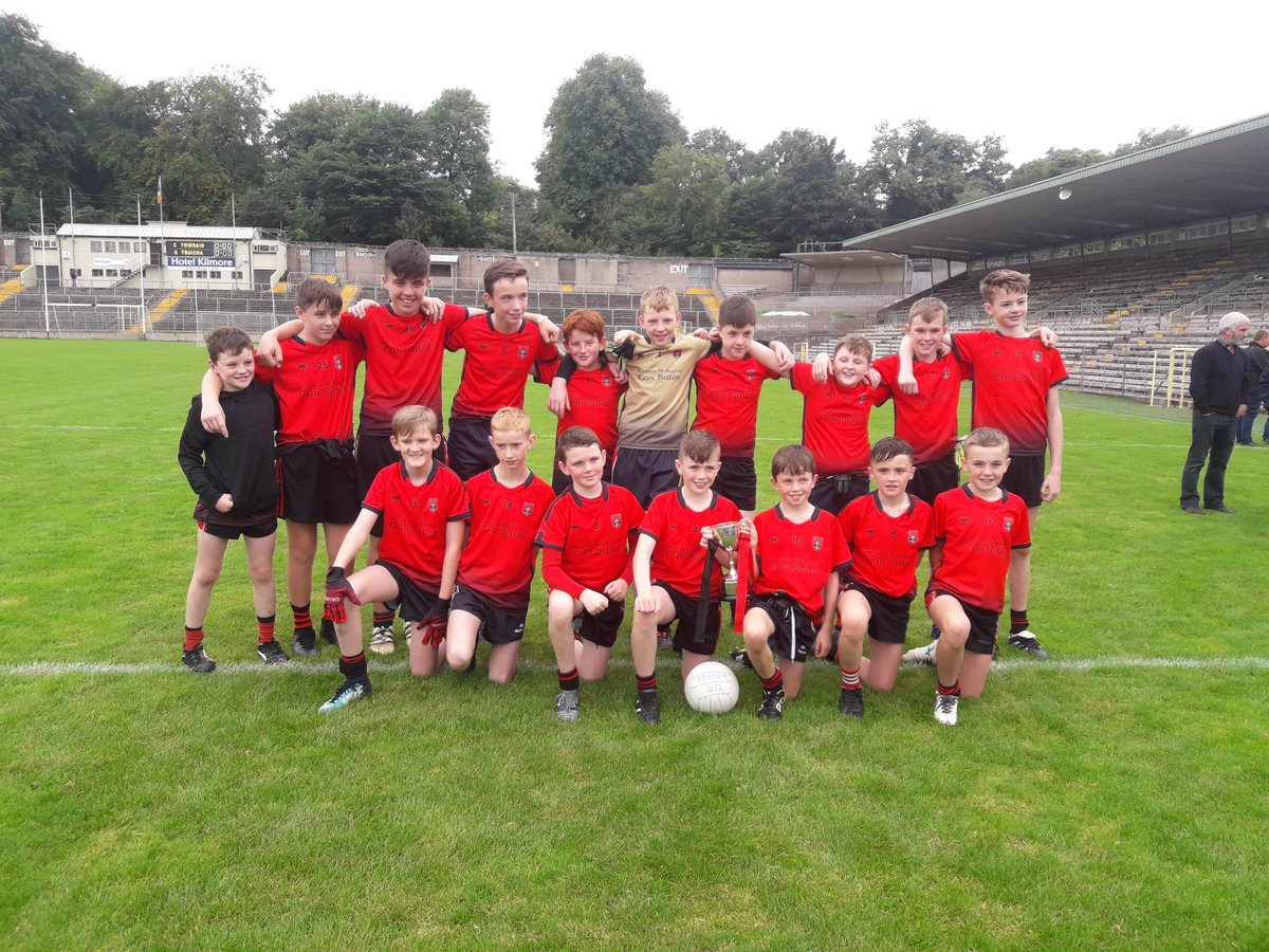 CILLIAN STANDS TALL FOR TRUAGH