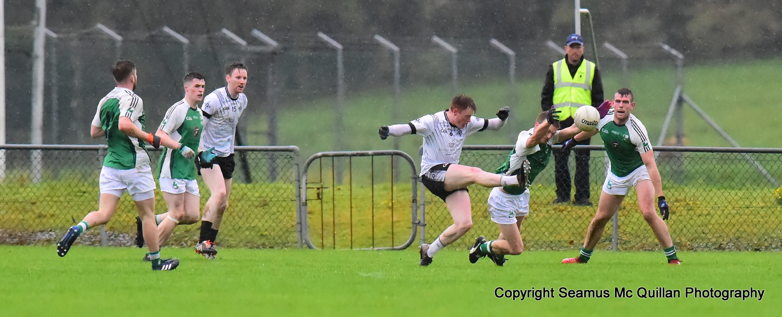 Emyvale Advance to Ulster Quarter Final