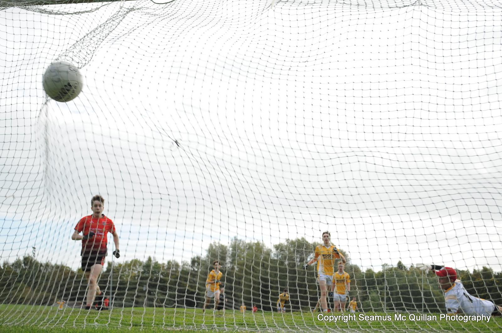 Clontibret claim U-17 FC Division Three