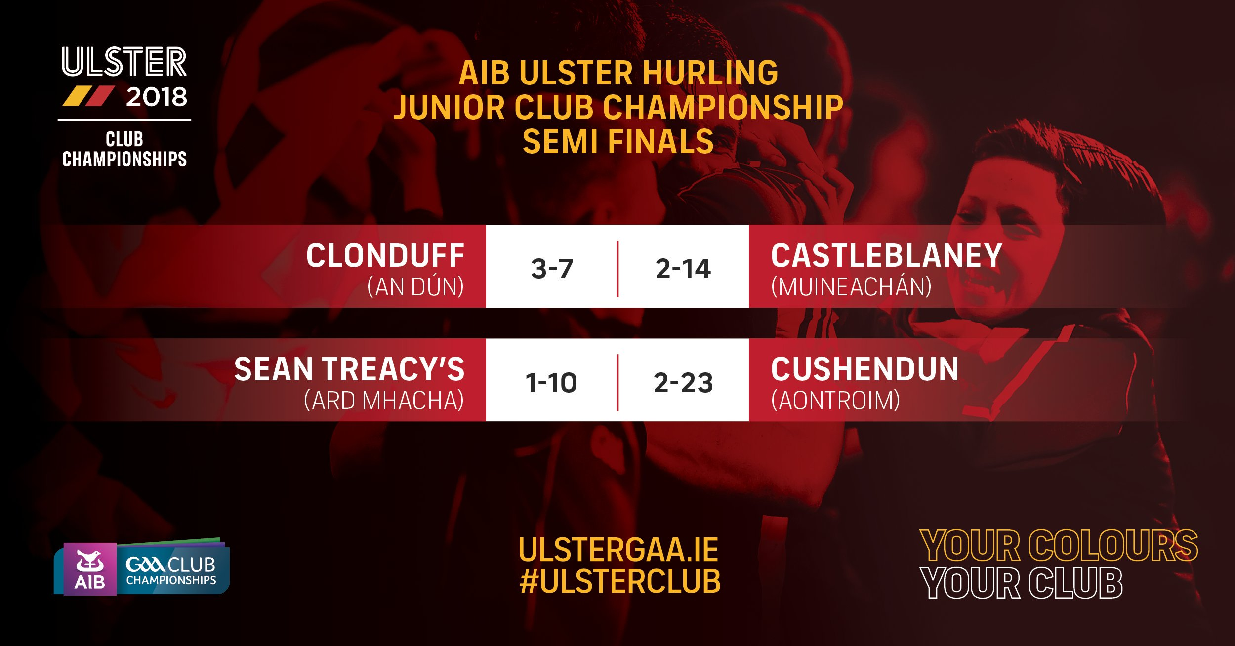 Castleblayney Reach Ulster Final