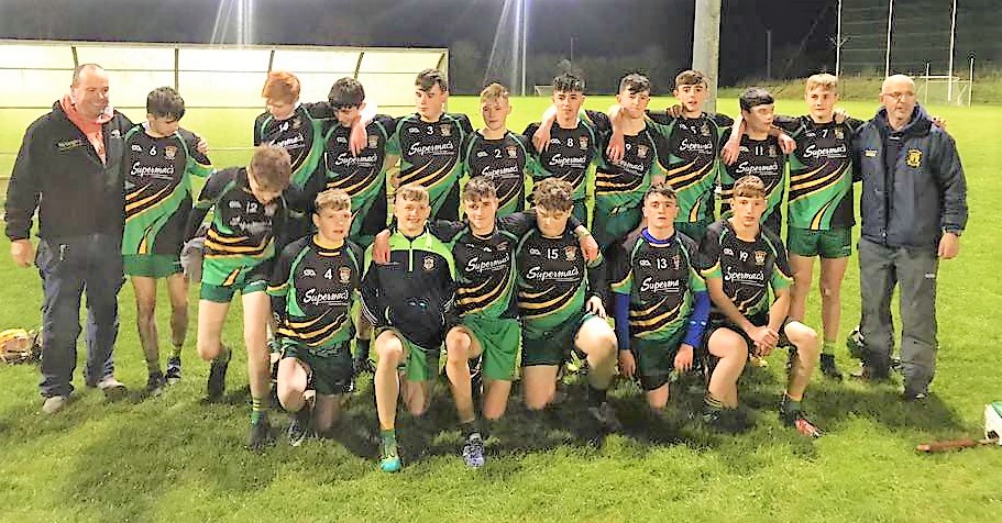 CARRICK'S FOUR GOALS THE DIFFERENCE IN U17 FINAL