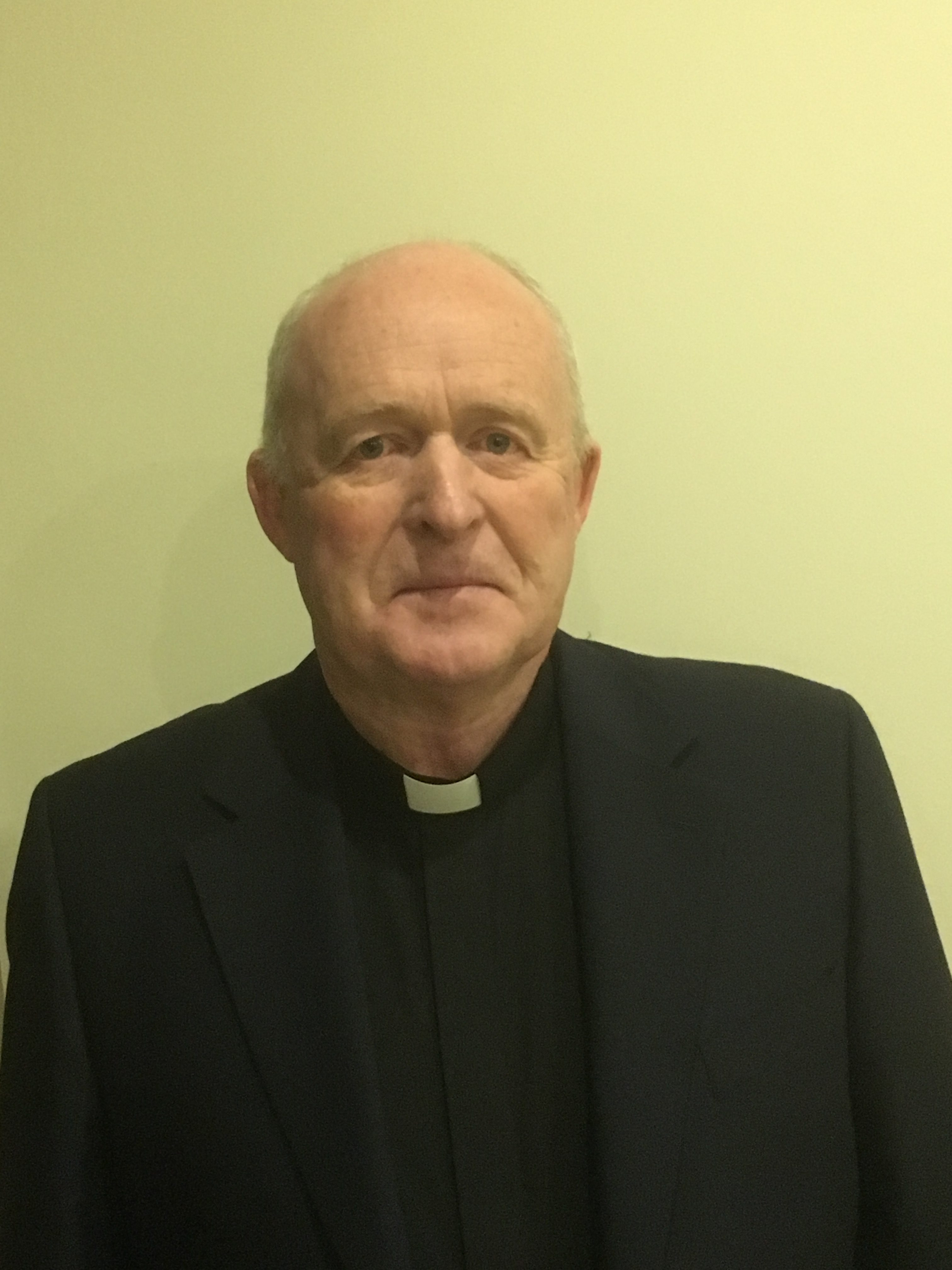 Former Magheracloone Player Mgr Larry Duffy Appointed Bishop of Clogher