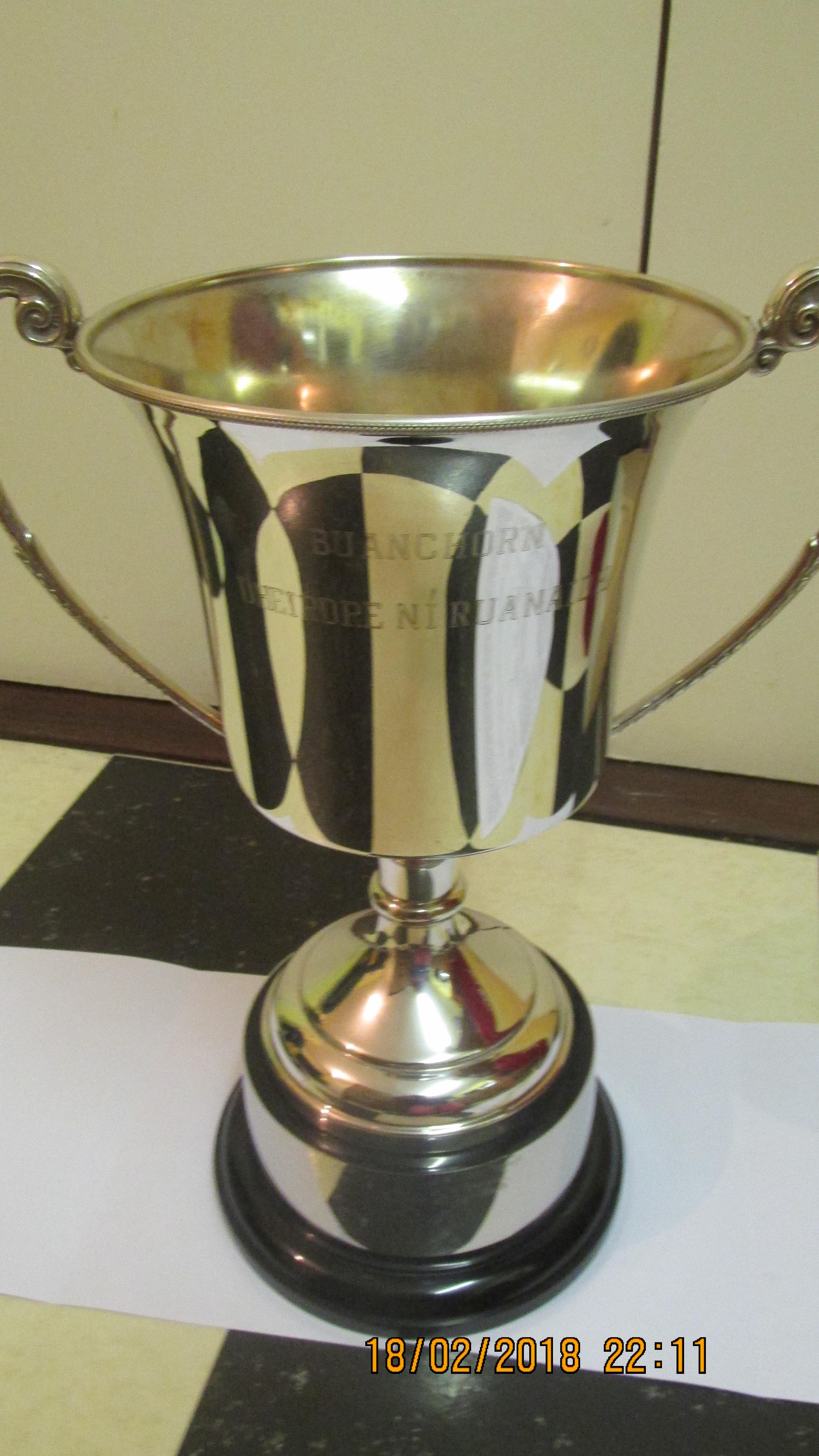 Deirdre Rooney Cup – Scór Sinsear