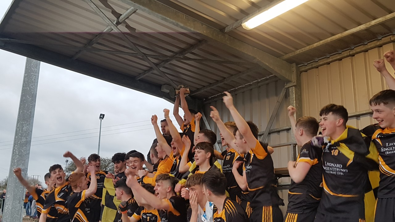 Ballybay Community College win first All-Ireland title