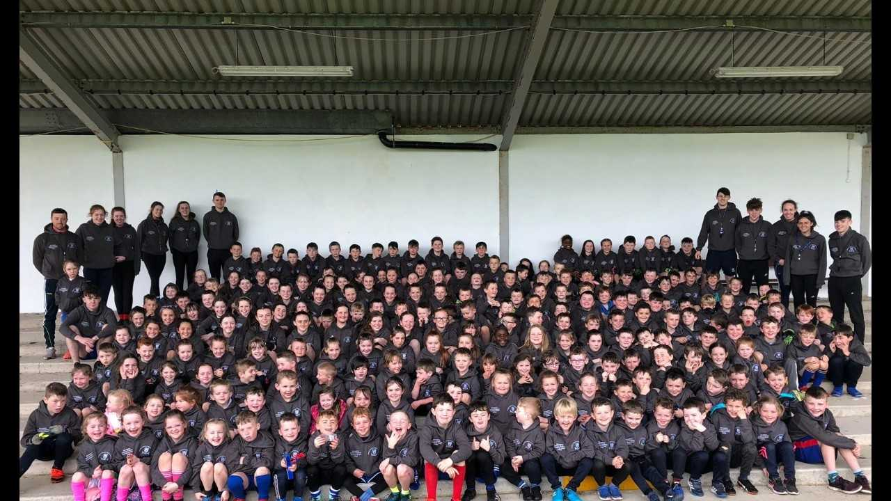 Easter Camps 2019 Draw to a Close