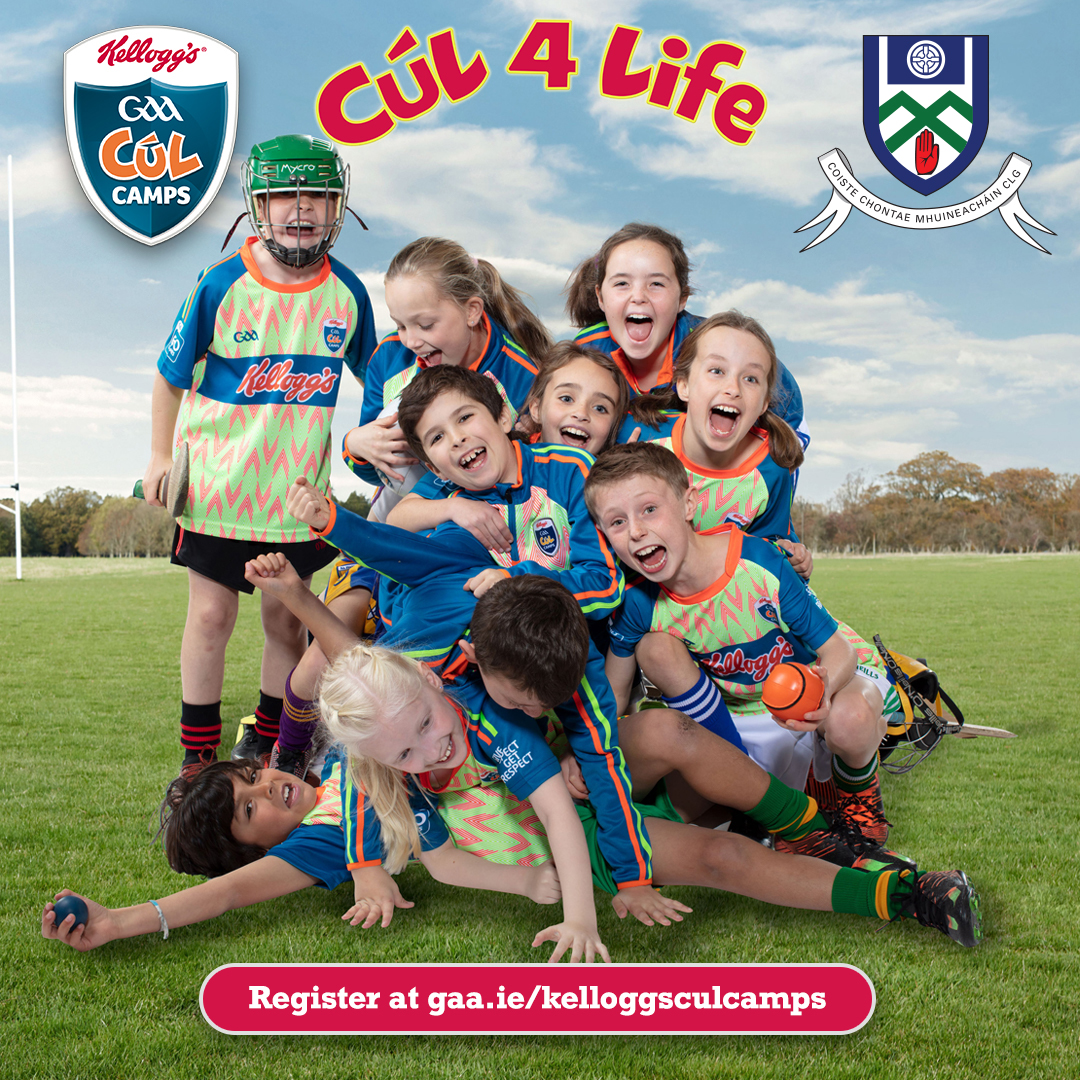 Deadline for Cul Camp Early Bird Registration This Friday the 21st of June!!
