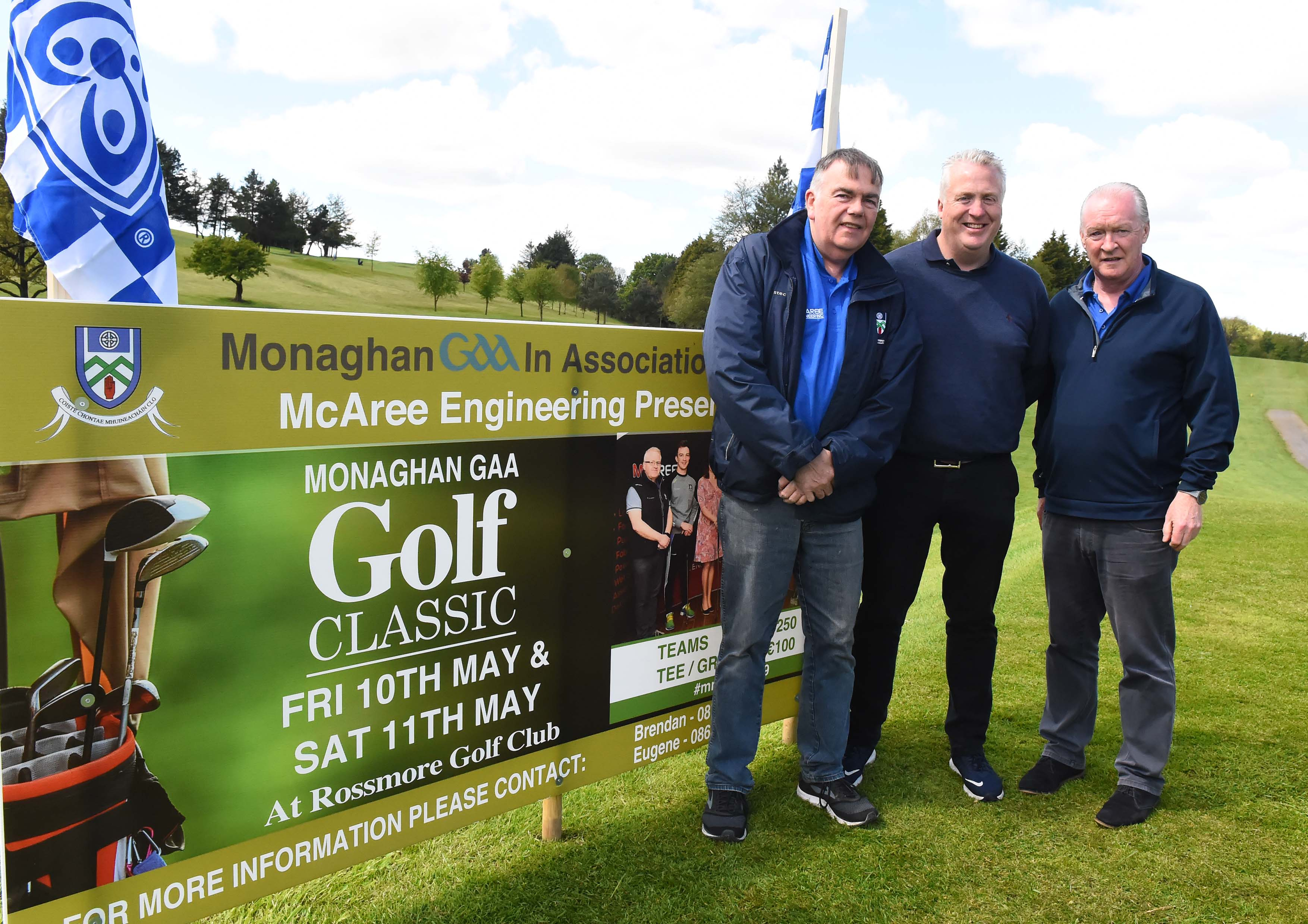 Monaghan GAA in association with McAree Engineering Annual Golf a Huge Success