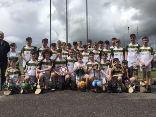 Castleblayney's U14 Hurlers Capture Another All-Ireland Féile Title