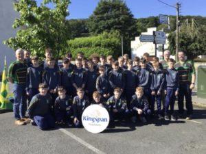 Castleblayney's U14 Hurlers Capture Another All-Ireland