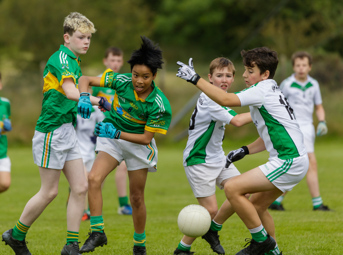 A Flurry Of Castleblayney Goals Seal The Deal In Drumhowan
